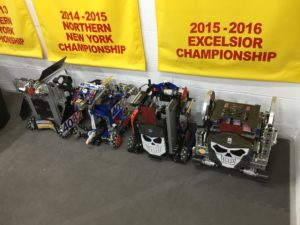 RoboSpartans champion robots
